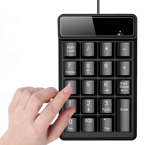 19鍵USB數字鍵盤 小鍵盤