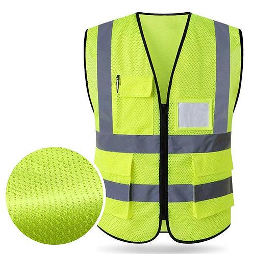 專業級安全反光背心