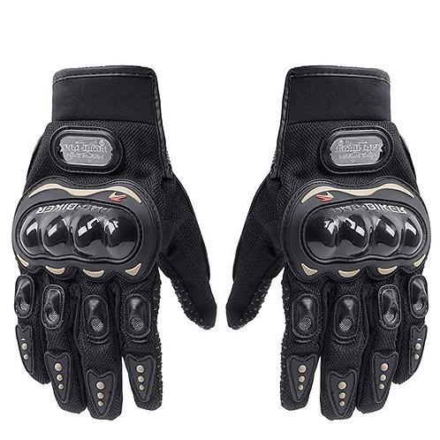 可觸控防摔手套 掌寬8.5-10cm適用 防風手套 防水手套 機車手套