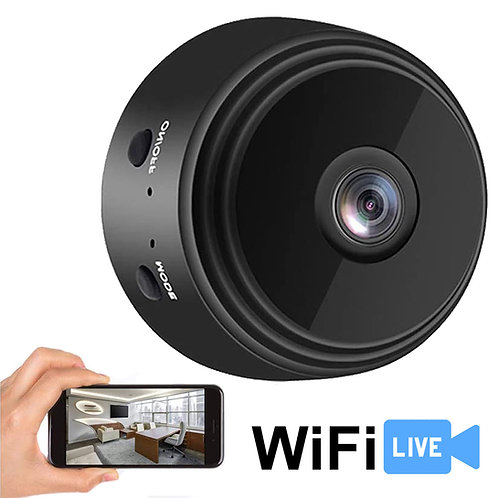 1080P紅外線夜視WIFI視訊監控攝影機  針孔攝影機