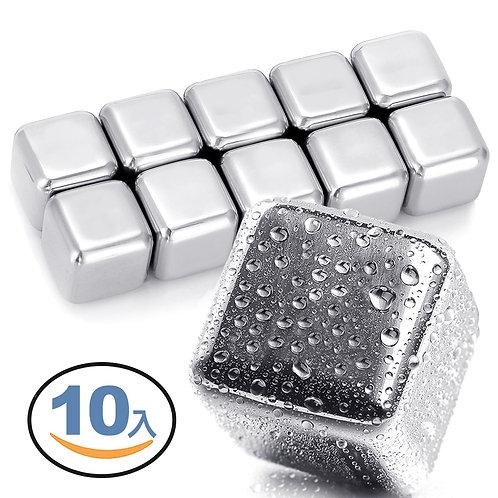 304不鏽鋼冰塊 10顆入