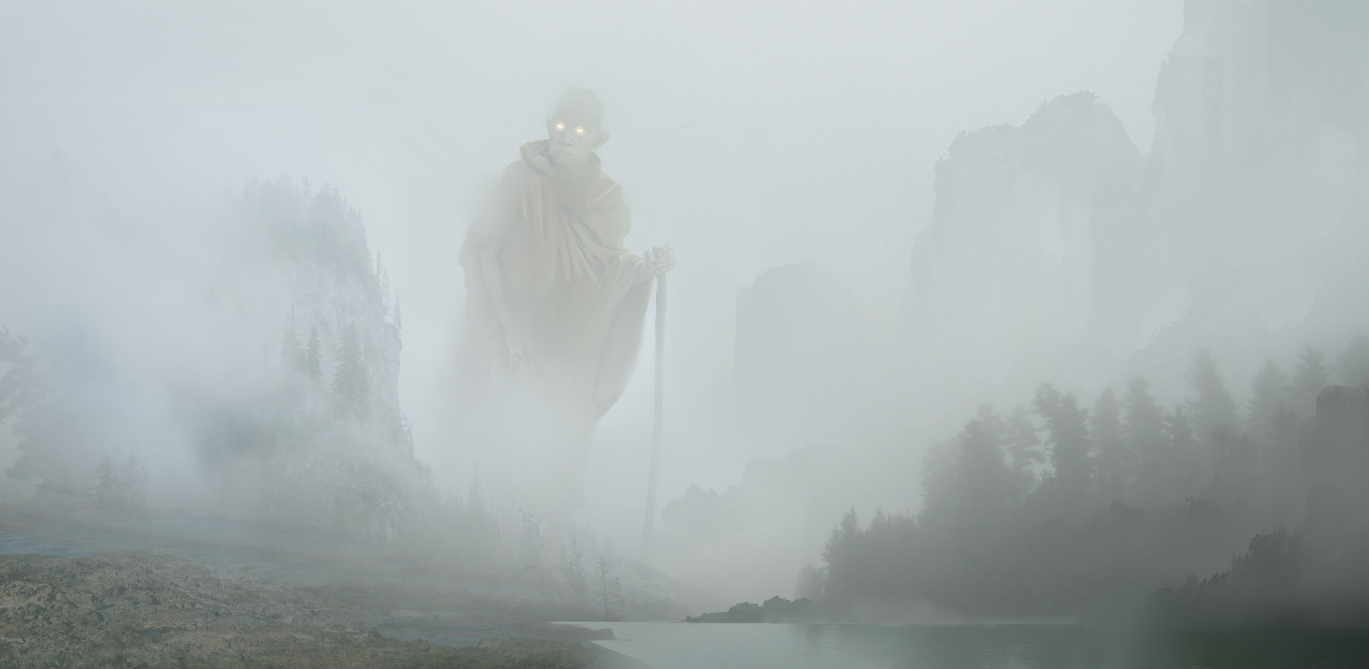Eyes of the Mist