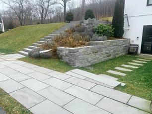 Walkway & Stairway