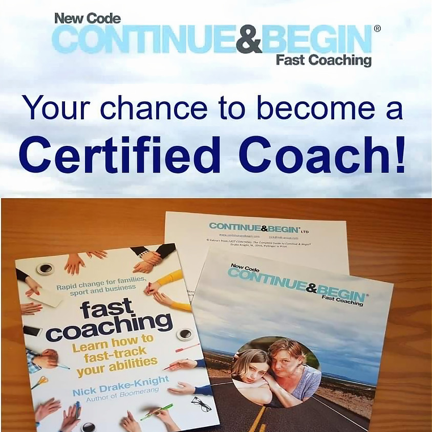 Continue and Begin Fast Coaching (2)