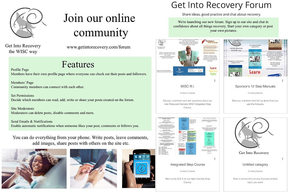 getintorecovery forum