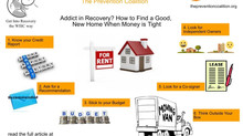 Addict in Recovery? How to Find a Good, New Home When Money is Tight