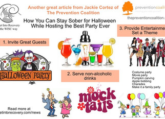 How You Can Stay Sober for Halloween While Hosting the Best Party Ever