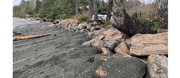 Foreshore restoration and erosion control: an emergent need
