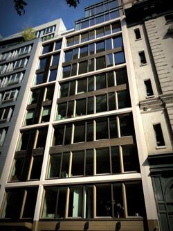 117 W 21st Street - Facade