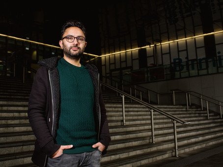 Birmingham Literature Festival announces journalist and writer Sathnam Sanghera as Guest Curator