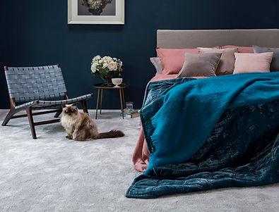 Bedroom carpet contract new build