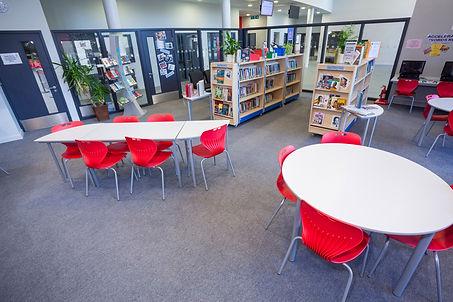 Contract flooring school carpet