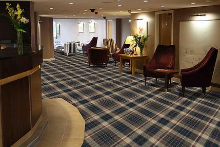 Healthcare care home flooring carpet