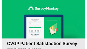 Practice Update and Patient Survey, May 2021