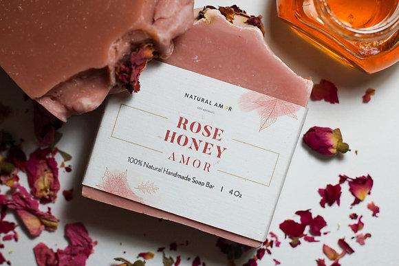 NATURAL AMOR / ROSE HONEY AMOR