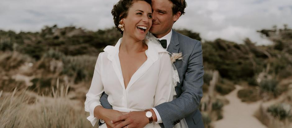 Un mariage raffiné au Fort de La Prée
