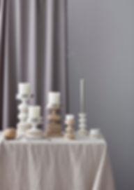 Aarikka. Kerzenhalter aus Skandinavien. St. Gallen. Schweiz