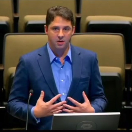 Speaking Before Plano City Council on the Property Tax Increase