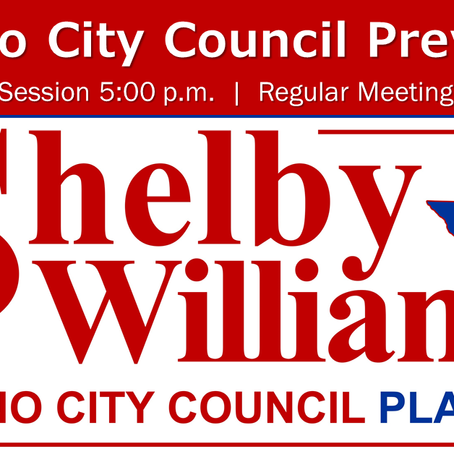 Plano City Council Preview - April 27, 2020 (Virtual on Plano TV)