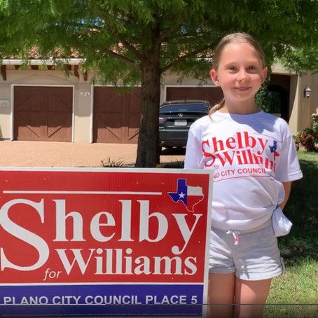 Olivia on the June 8 Runoff Election