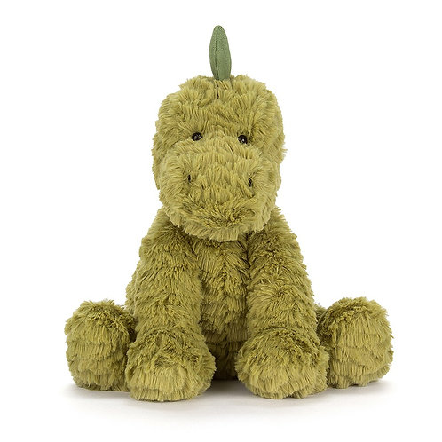 Jellycat: Fuddlewuddle Dino, Medium