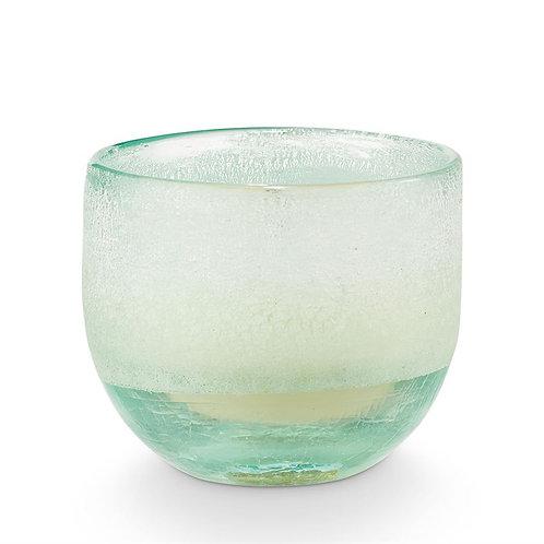 Fresh Sea Salt Small Mojave Glass Candle