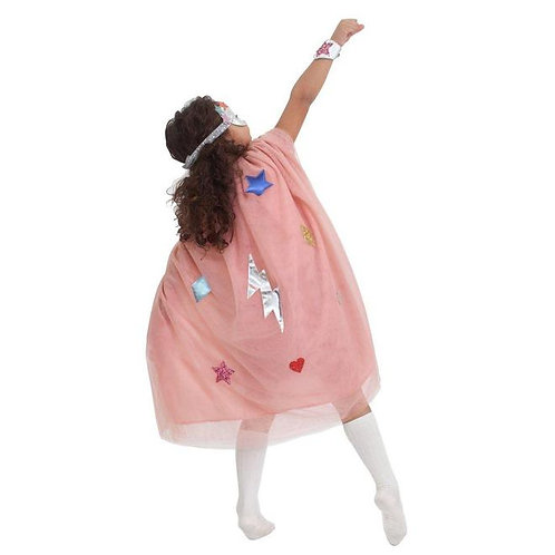 Meri Meri Superhero Cape Dress Up Costume