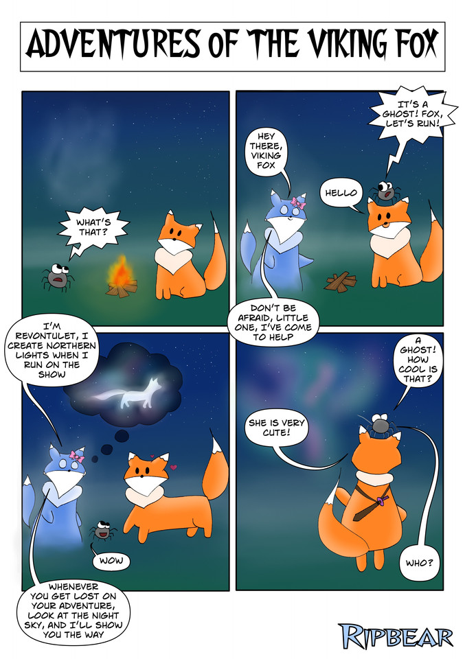 Part 6. The Lights
