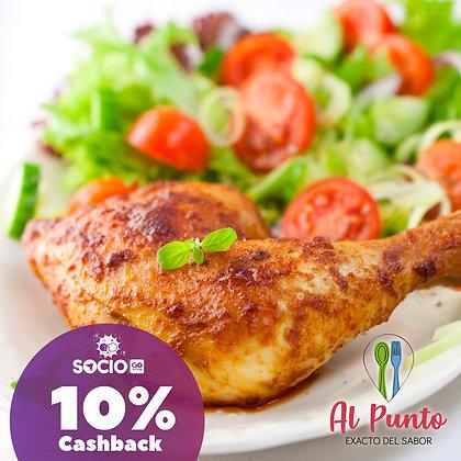 Restaurante y Café Al Punto
