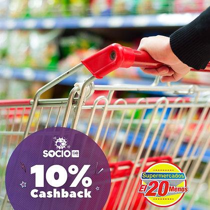 Supermercados El 20 Menos