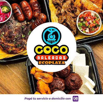Coco Baleadas Ecoplaza