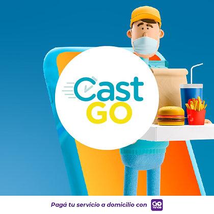 Cast Go