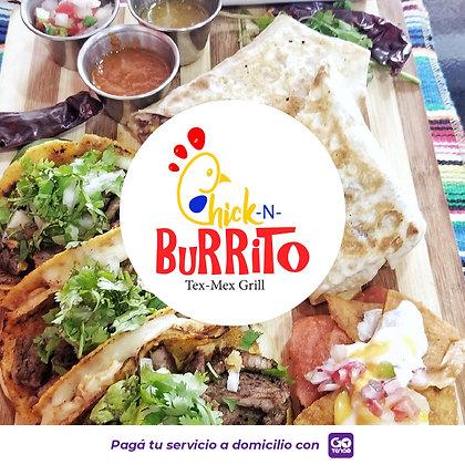 Chick-N-Burrito