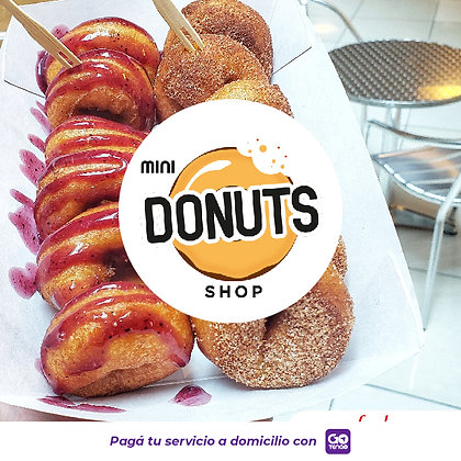 Mini Donuts Shop