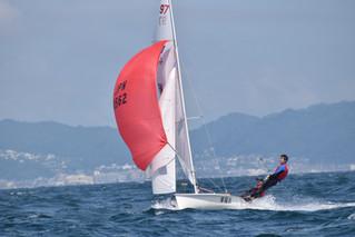 The 2nd Kanto 470 Association Fleet Race  Day1