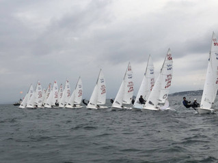 The 1st  Fleet Race in 2018