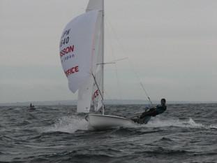 The 2nd Kanto 470 Association Fleet Race  Day2