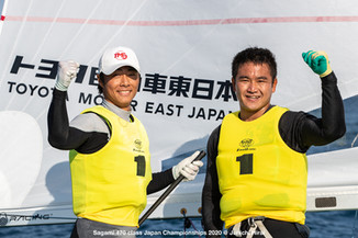 Day5 五輪でのメダルに向けて発進、岡田・外薗ペアが全日本優勝