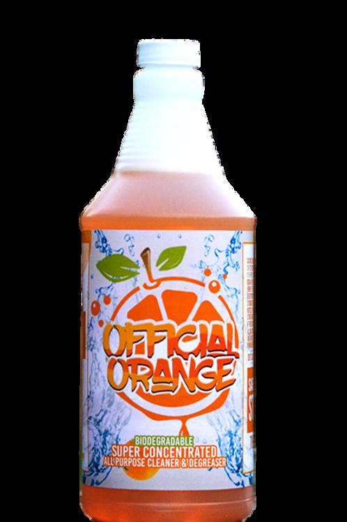Official Orange - 1 Quart