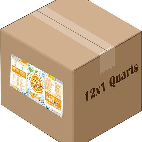 Official Orange - 12x1 case of quarts