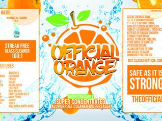 Official Orange Label