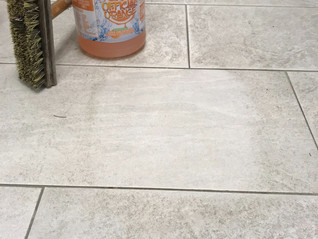 Tile Floor Cleaning and Maintenance