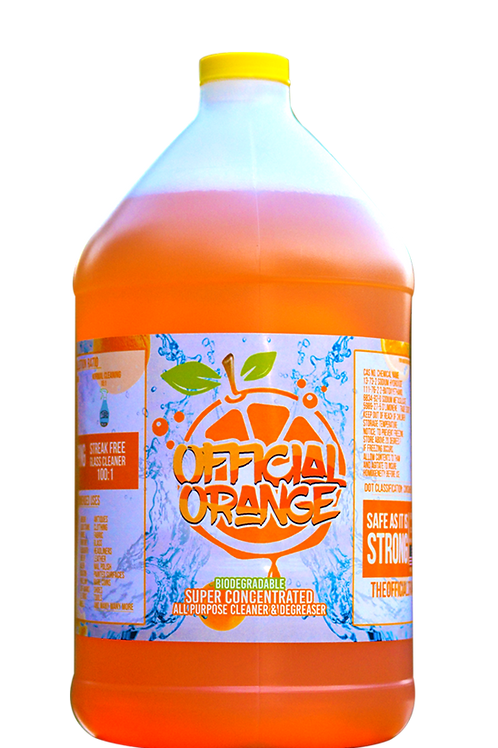 Official Orange - 1 Gallon (WS)