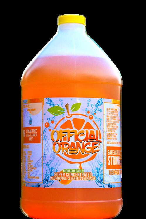 Official Orange - 1 Gallon