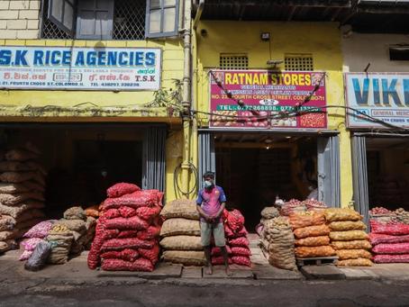 The Sri Lankan Food Emergency