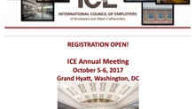 Registration Open For ICE Annual Meeting