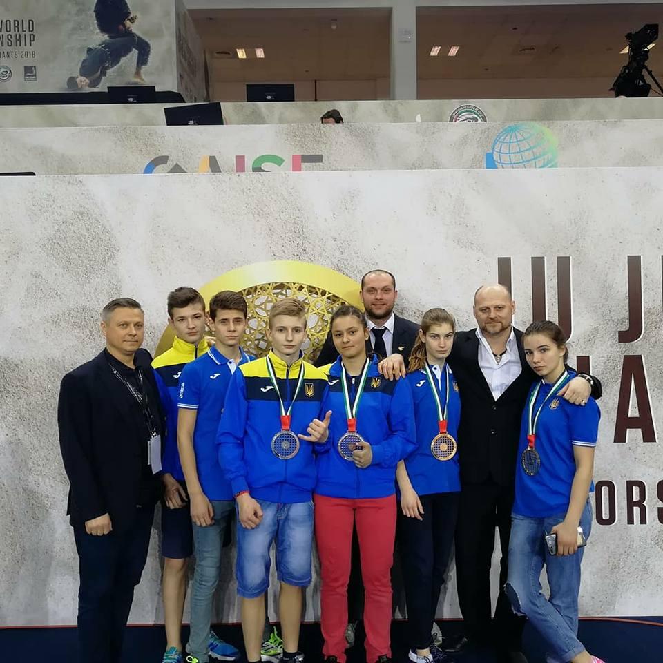 Гончаренко Дарья стала 5-ти кратной