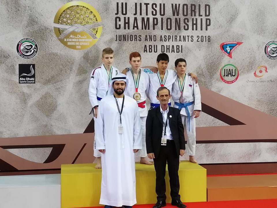 Чемпионат Мира по джиу-джитсу