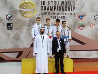 Чемпионат Мира по джиу-джитсу 2018 в Абу Даби