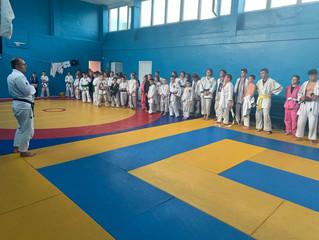 Сборы сборной Украины по джиу-джитсу раздел борьбы неваза.